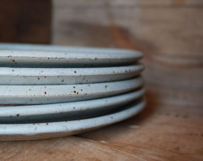 Christian & Meggie - Wedding Registry - Salad Plates - KJ Pottery