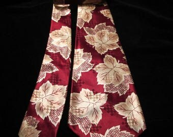 1940s vintage tie