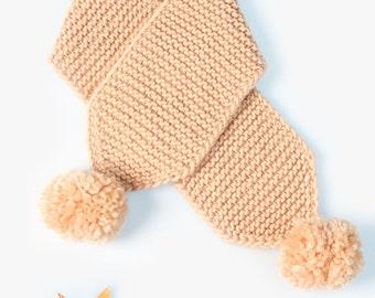 Dudo Scarf knitting kit
