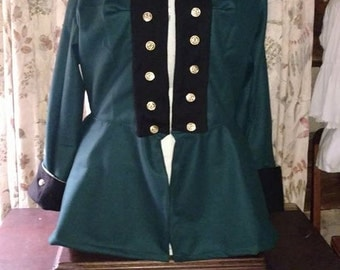 18 Th Century Riding Jacket