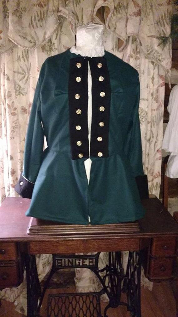 18 Th Century Riding Jacket
