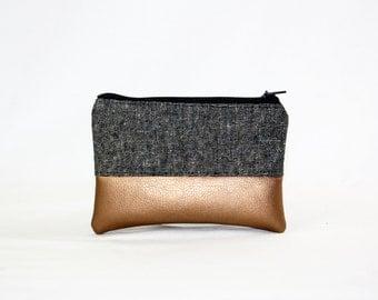 Mini bag - gold