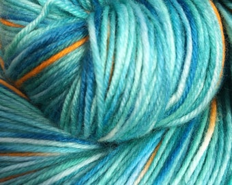 Knitting Nemo - 4 ply sock yarn