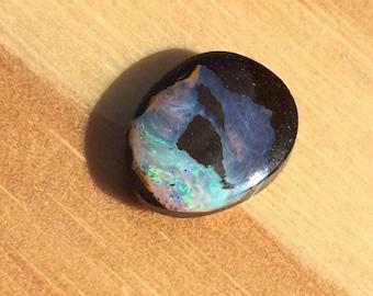 Solid Boulder Opal 5.49ct., Australian Opal