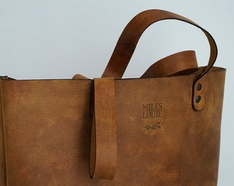 Tote Bag (Honey)