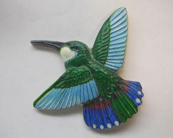 Hummingbirds Magnet Collectible Refrigerator Magnets