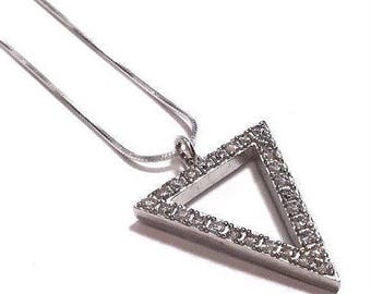 Bermuda - silver 925 pendant