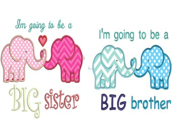 I'm going to be a Big Brother/Sister.....Shirt/Onesie