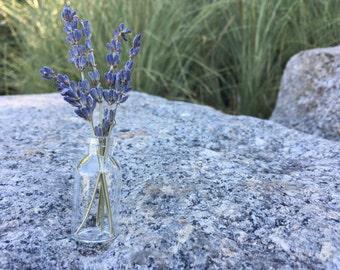 Mini French Lavender Vase