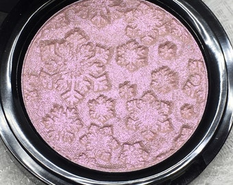 Pink Icicles Pressed Highlighter Face & Eye Highlight Powder