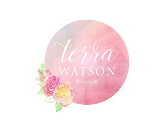 Logo Design Branding, Photography Logo, Small Business Logo, Custom Logo, Logo Design Package, Affordable Logo, Floral Logo, Logo Branding
