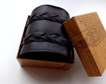Sold Order, Travel men accessories, Men Leather Gift, Leather Brown Wallet, Leather Wallet, Leather Brown Wallet, Wrist Cuff Wallet