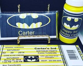 Batman Inspired Candy Bar Download