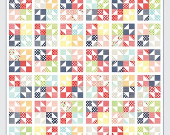 Little Star by Thimble Blossoms - Quilt Pattern