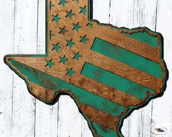 Texas Wall Art reclaimed wood texas sign texas wall art texas decor