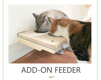 The Cat Mod - Add-on Feeder