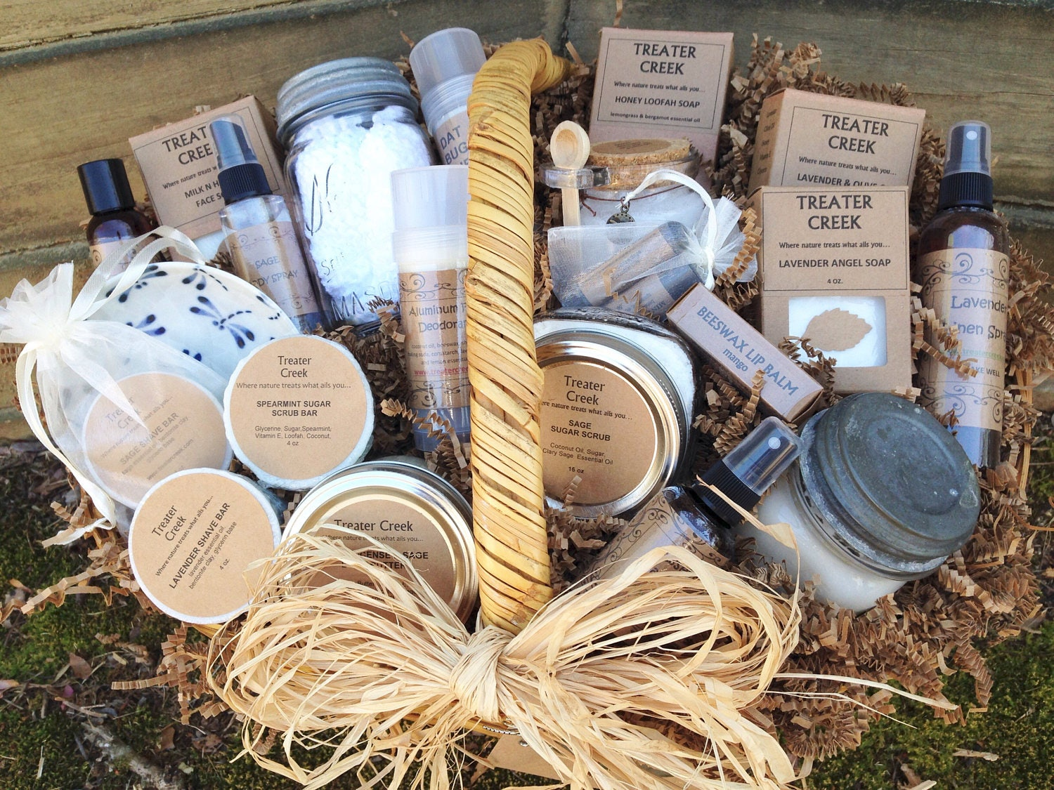 Gift Basket, Dragonfly, Luxury, Spa, Relaxation
