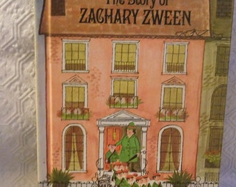 The Story of Zachary Zween by Mabel Watts