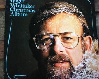 The Roger Whitaker Christmas Album- vinyl record