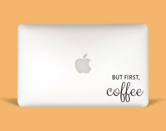 Coffee - Computer Decal