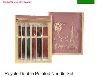 Knitpro Royale  Double Pointed Needle Set