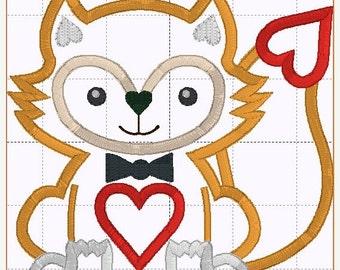 SAMPLE Sale!!!  Foxy Valentine's Day shirt or baby bodysuit