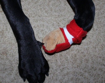 Pet Booties for Dogs & Cats - Custom made to Measurements