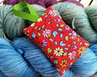 Flowers Lavender Sachet Handmade