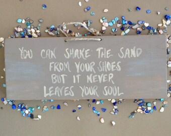 Beach Decor, Mother's Day Gift, Coastal Decor, Beach Signs, Beachy Gifts, Beach,  Decor, Sign, Gifts
