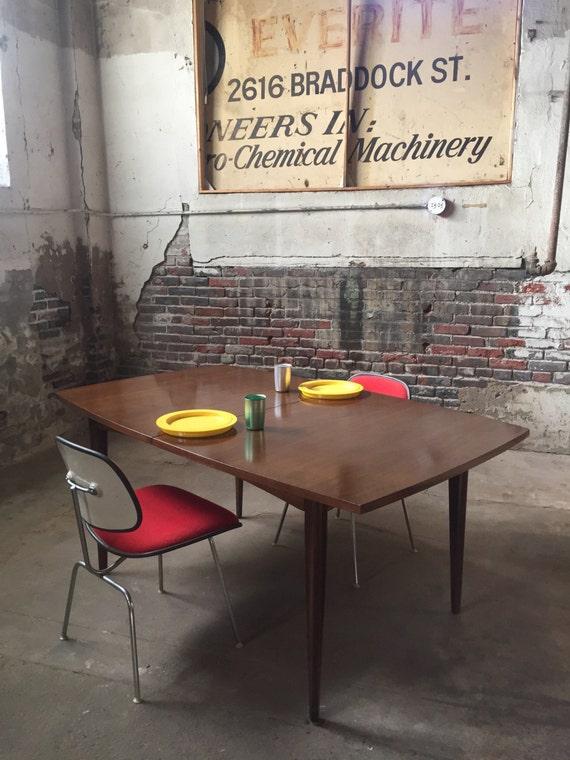 Mid Century Modern Dining Table Mid Century Kitchen Table