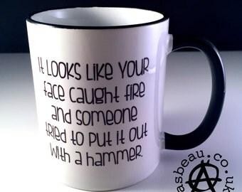 "Banter mug ""Hammer"""