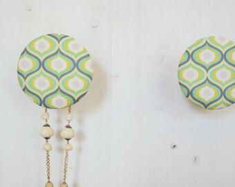 2 hooks / jewellery holder DROPS