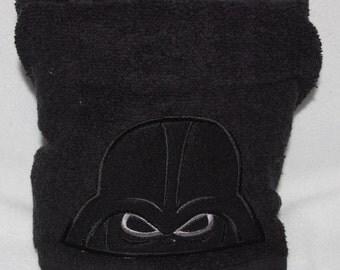 Hooded Towel Dark one