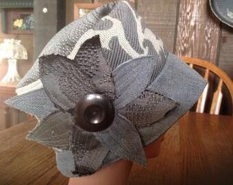 Women's Cloche, Bucket Hat, Fedora style