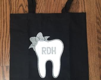 Dental Hygienist, Dental Hygiene, Dentist, Dental assistant bag
