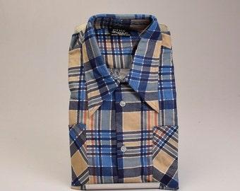Rare Mens Vintage 30s Harris Tweed Overcoat By