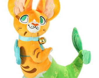Mackerel Fish Toy For Cat