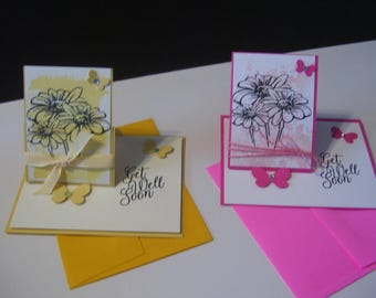 Fun Stampers Journey/Get Well Cards