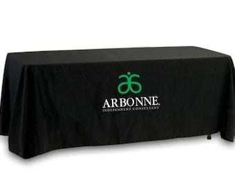 SALE- Arbonne Tablecloth