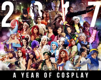 2017: A Year of Cosplay