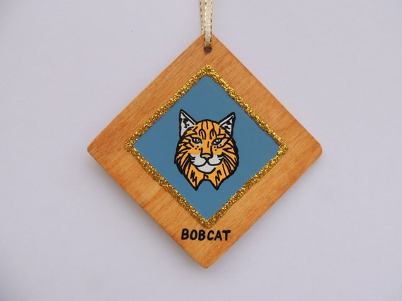 Cub Scout Christmas Ornaments Personalized with name and 2018