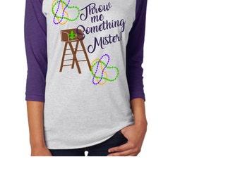Crawfish Monogram V Neck T Shirt
