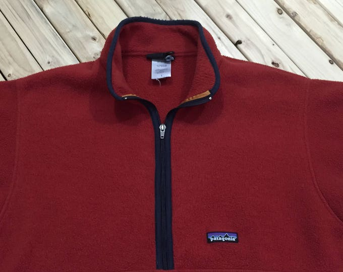 Featured listing image: Patagonia Fleece Pullover Synchilla Pullover fleece