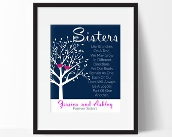 Gift for Sisters - Birthday Gift for Sister - Christmas Present for Sister - Best Friend - Gifts for Sister - Gift for Her - Gift Under 20