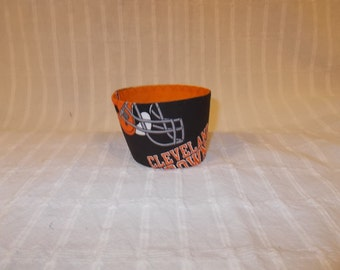 Cleveland Browns Coffee Cup Cozy