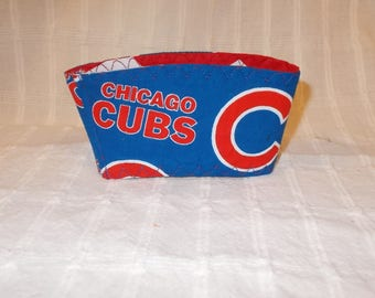 Chicago Cubs Coffee Cup Cozy