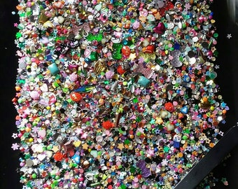 Over 50 Styles! Mega Grab Bag Nail Art Mix Each Assortment Weighted at 25gms