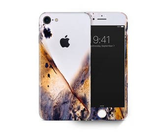 Agate marble 01 skin decal vinyl 3M quality iPhone 4 5 6 7 Samsung Galaxy S4 5 6 7 Galaxy Note