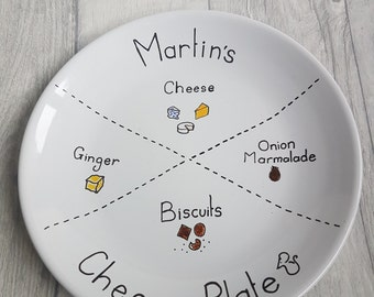 Personalised Cheese Plate