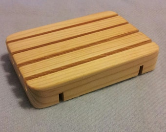 24 wholesale natural wooden soap dishes.